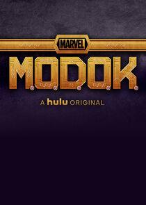Marvels M.O.D.O.K.